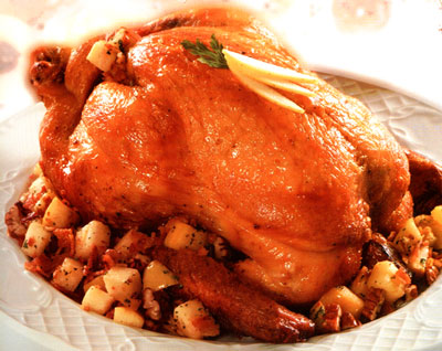 www recetas de pavo: